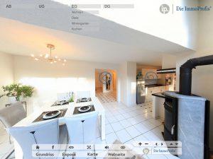Interaktive Immobilienvermarktung